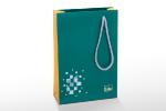 Papiertaschen mit Logodruck